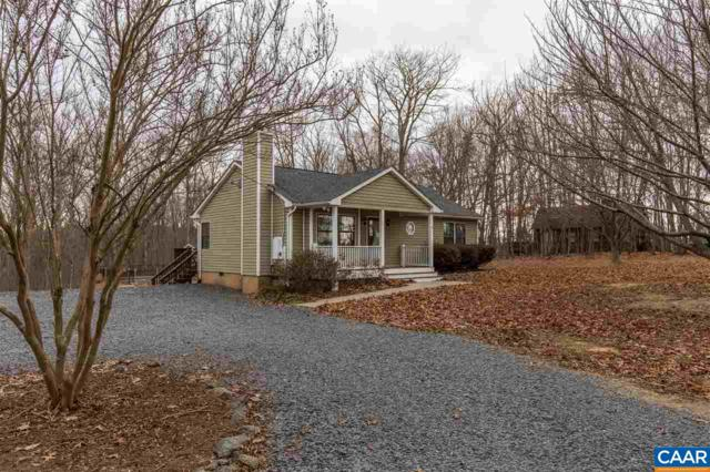 347 Branch Rd, SCOTTSVILLE, VA 24590 (MLS #570505) :: Strong Team REALTORS