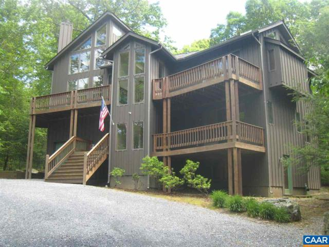 77 Den Tree Ln, Wintergreen Resort, VA 22967 (MLS #571463) :: Strong Team REALTORS