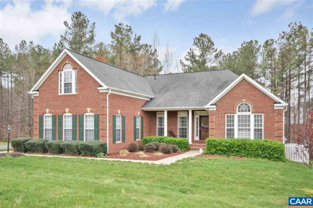 157 Whispering Woods Pl, GORDONSVILLE, VA 22942 (MLS #573563) :: Strong Team REALTORS