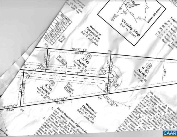 Lot 7 Sharps Creek Dr, SCOTTSVILLE, VA 24590 (MLS #574411) :: Real Estate III