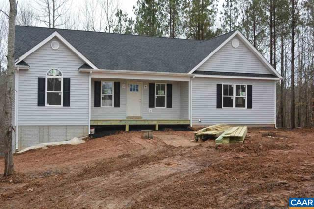 Lot 9 Oakland Rd, LOUISA, VA 23093 (MLS #574790) :: Real Estate III