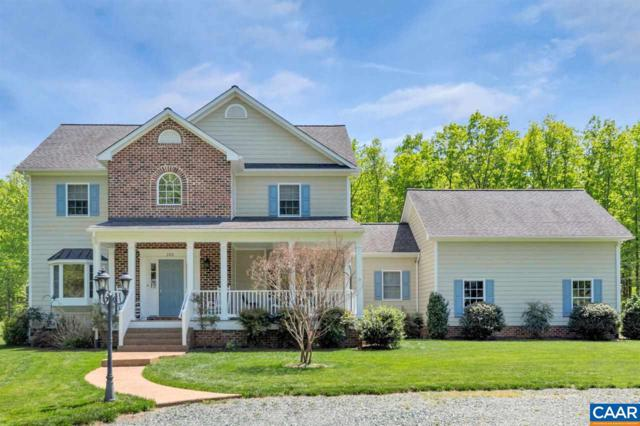 102 Leakes Ln, GORDONSVILLE, VA 22942 (MLS #576004) :: Strong Team REALTORS