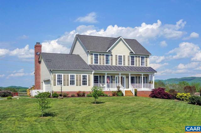2287 Taylors Gap Rd, North Garden, VA 22959 (MLS #576245) :: Real Estate III