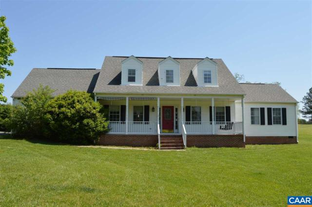 130 Woodger Cir, LOUISA, VA 23093 (MLS #576327) :: Strong Team REALTORS