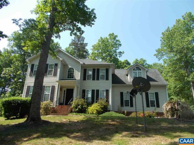 193 Richardson Dr, LOUISA, VA 23093 (MLS #576388) :: Strong Team REALTORS