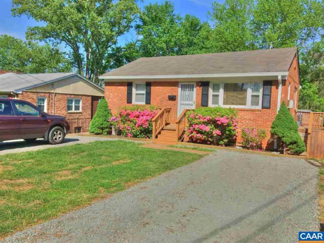 612 SW 9TH ST, CHARLOTTESVILLE, VA 22903 (MLS #576682) :: Strong Team REALTORS