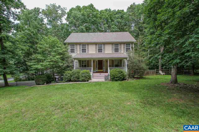 43 Wildwood Dr, Palmyra, VA 22963 (MLS #577494) :: Strong Team REALTORS