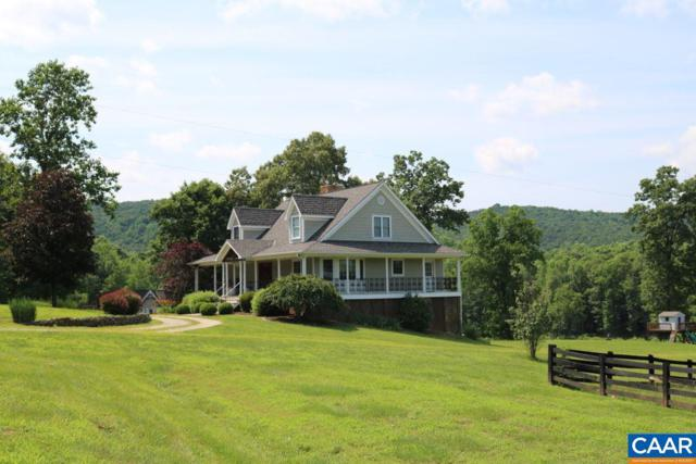 370 Piney Mountain Ln, Shipman, VA 22971 (MLS #577793) :: Jamie White Real Estate