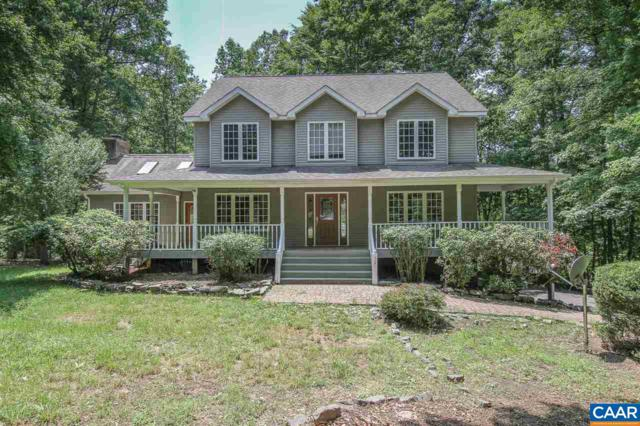 32 Barrett St, Palmyra, VA 22963 (MLS #577871) :: Strong Team REALTORS