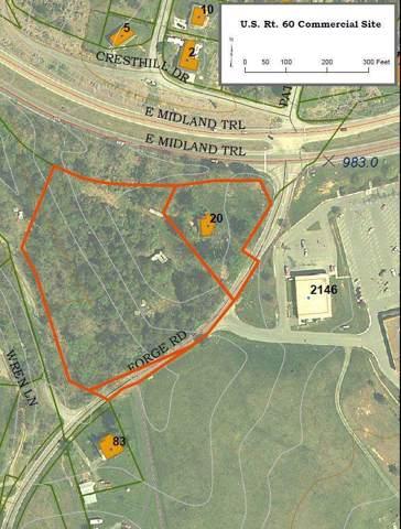 Forge Rd, BUENA VISTA, VA 24416 (MLS #578330) :: Kline & Co. Real Estate