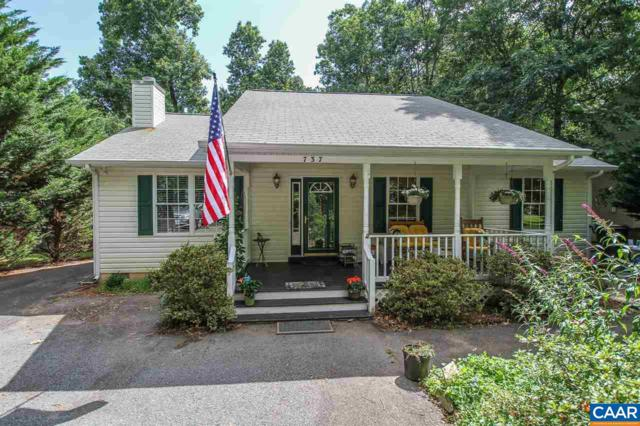 737 Jefferson Dr, Palmyra, VA 22963 (MLS #578533) :: Strong Team REALTORS