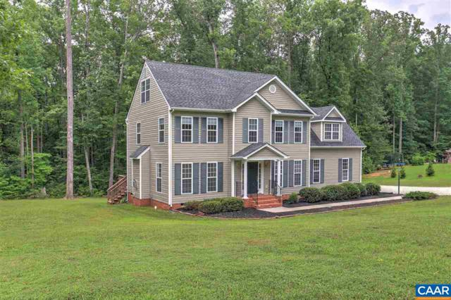 431 Reedy Creek Rd, LOUISA, VA 23093 (MLS #578866) :: Strong Team REALTORS