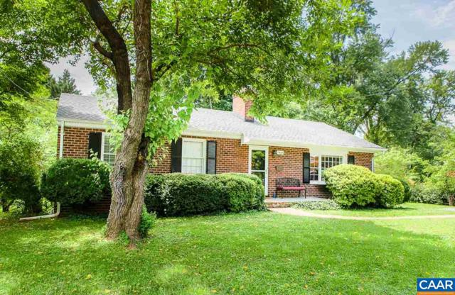 1428 Oxford Rd, CHARLOTTESVILLE, VA 22903 (MLS #578985) :: Strong Team REALTORS