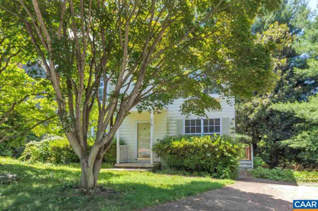 118 Westwood Cir, CHARLOTTESVILLE, VA 22903 (MLS #578986) :: Strong Team REALTORS