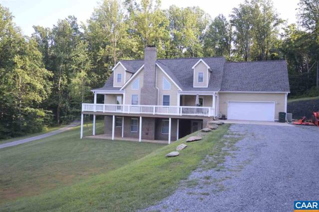598 Saddleback Rd, STANARDSVILLE, VA 22973 (MLS #579085) :: Strong Team REALTORS