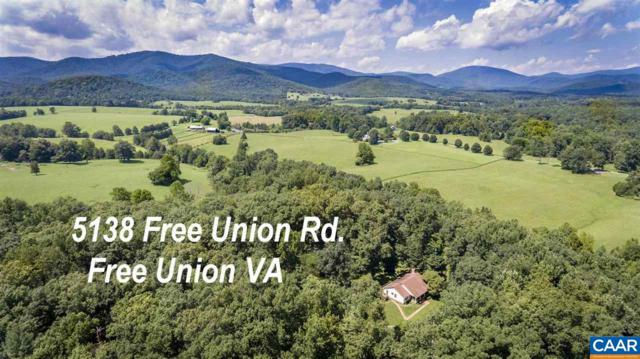 5138 Free Union Rd, FREE UNION, VA 22940 (MLS #579108) :: Strong Team REALTORS