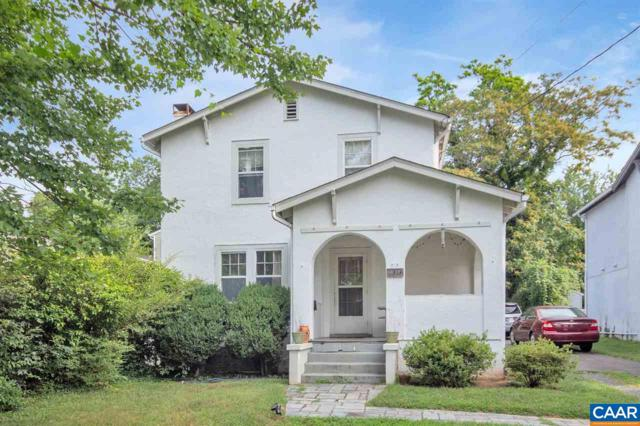 2313 Price Ave, CHARLOTTESVILLE, VA 22903 (MLS #579537) :: Strong Team REALTORS