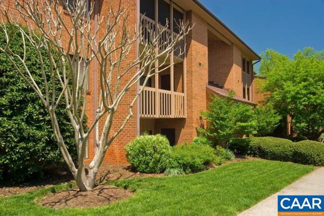 122 Turtle Creek Ln #11, CHARLOTTESVILLE, VA 22901 (MLS #580340) :: Strong Team REALTORS