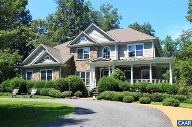 4015 Redwood Ln, Earlysville, VA 22936 (MLS #580618) :: Jamie White Real Estate