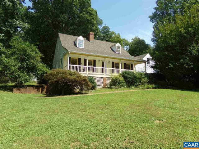 5283 Catterton Rd, FREE UNION, VA 22940 (MLS #580678) :: Real Estate III