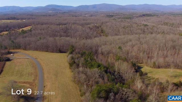 9 Frays Ridge Crossing, Earlysville, VA 22936 (MLS #580836) :: Real Estate III