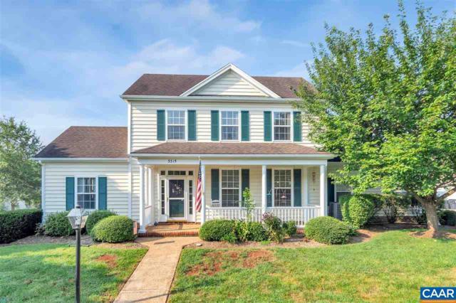 3315 Turnberry Cir, CHARLOTTESVILLE, VA 22911 (MLS #580931) :: Real Estate III