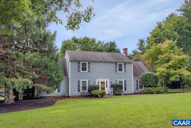1260 Herold Cir, CHARLOTTESVILLE, VA 22901 (MLS #580937) :: Real Estate III