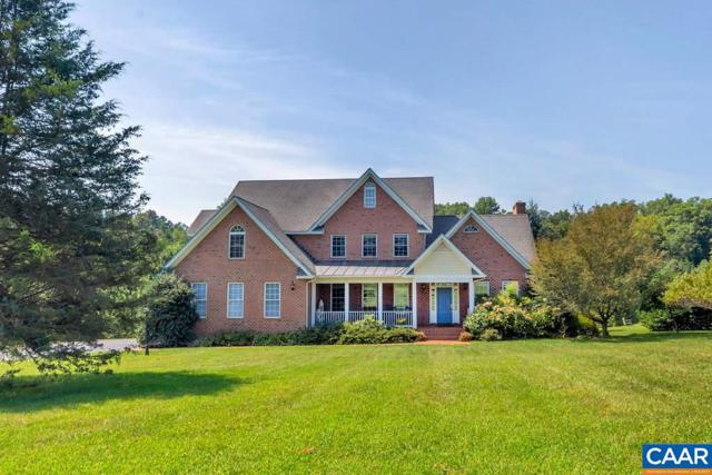 5310 Tanager Woods Dr, Earlysville, VA 22936 (MLS #581034) :: Strong Team REALTORS