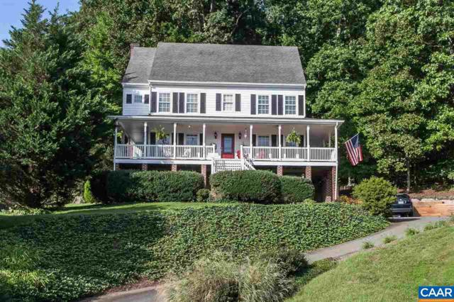 952 Rockledge Dr, CHARLOTTESVILLE, VA 22903 (MLS #581097) :: Jamie White Real Estate