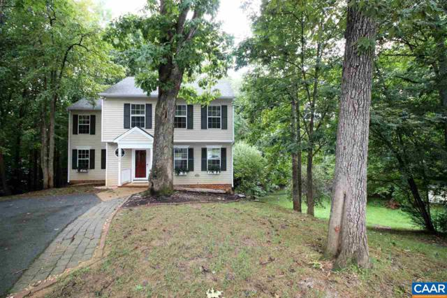1806 Steeplechase Run, CHARLOTTESVILLE, VA 22911 (MLS #581521) :: Real Estate III