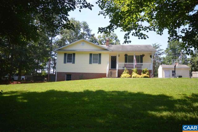 8 Daisy Rd, RUCKERSVILLE, VA 22968 (MLS #581702) :: Real Estate III