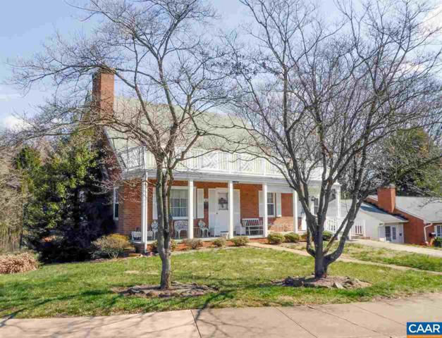 613 Davis Ave, CHARLOTTESVILLE, VA 22901 (MLS #581705) :: Real Estate III
