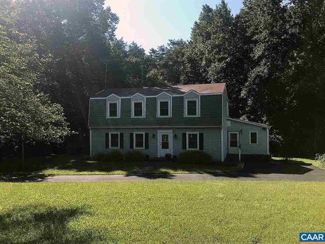 1305 Villaverde Ln, CHARLOTTESVILLE, VA 22902 (MLS #581708) :: Real Estate III