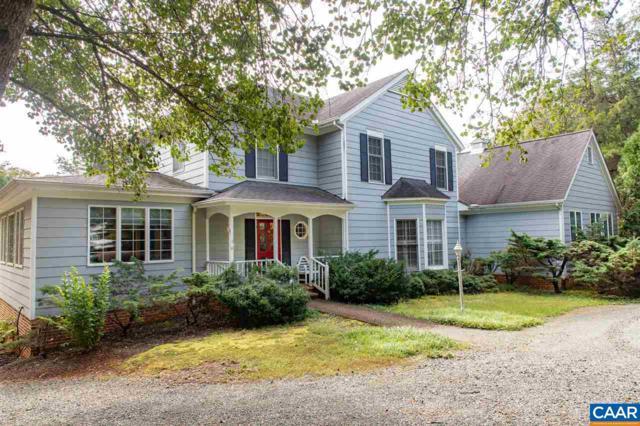 3474 Bleak House Rd, Earlysville, VA 22936 (MLS #581726) :: Real Estate III