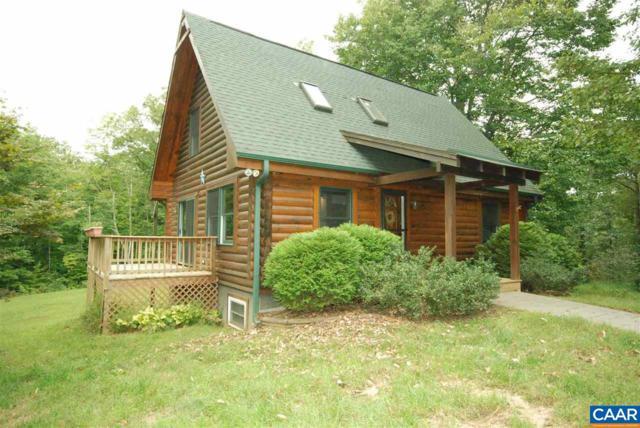 136 Buffalo Run Rd, STANARDSVILLE, VA 22973 (MLS #581733) :: Real Estate III