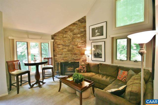 491 Three Ridges Condos, WINTERGREEN, VA 22967 (MLS #581744) :: Real Estate III