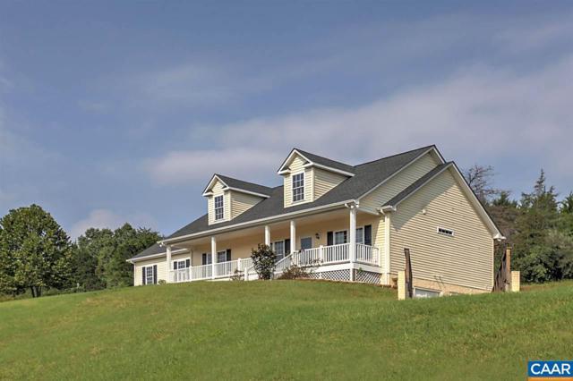 2219 Milton Rd, CHARLOTTESVILLE, VA 22902 (MLS #581747) :: Real Estate III