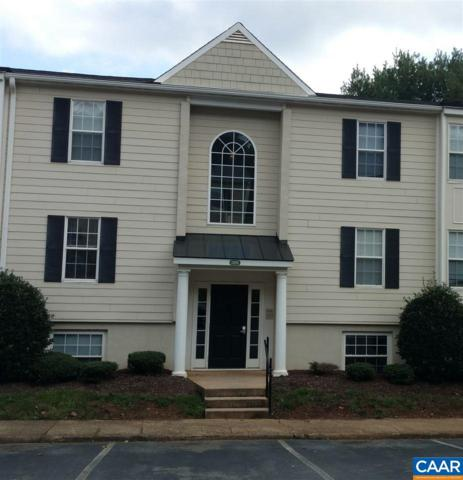 1315 Villa Way B, CHARLOTTESVILLE, VA 22903 (MLS #581779) :: Strong Team REALTORS