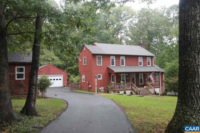 1303 Auburn Dr, CHARLOTTESVILLE, VA 22902 (MLS #581802) :: Real Estate III