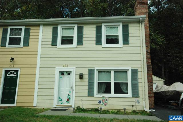 262 Albert Ct, CHARLOTTESVILLE, VA 22901 (MLS #582228) :: Real Estate III