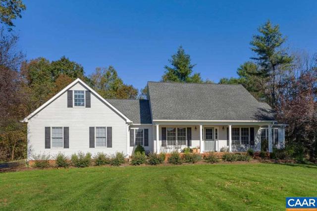 1900 Fray Rd, Earlysville, VA 22936 (MLS #583013) :: Real Estate III