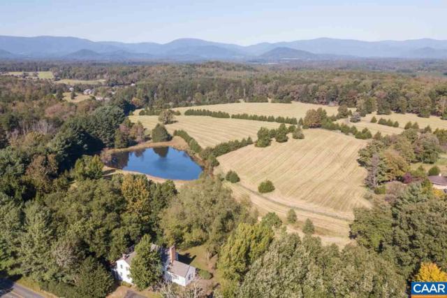 654 Buck Mountain Rd, Earlysville, VA 22936 (MLS #583018) :: Real Estate III
