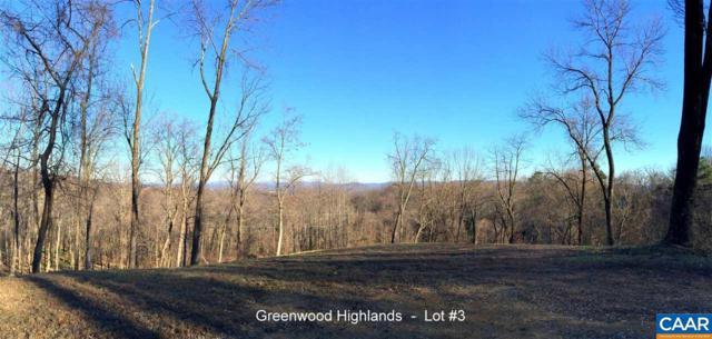 3 Blackberry Ridge Rd, GREENWOOD, VA 22943 (MLS #583062) :: Real Estate III
