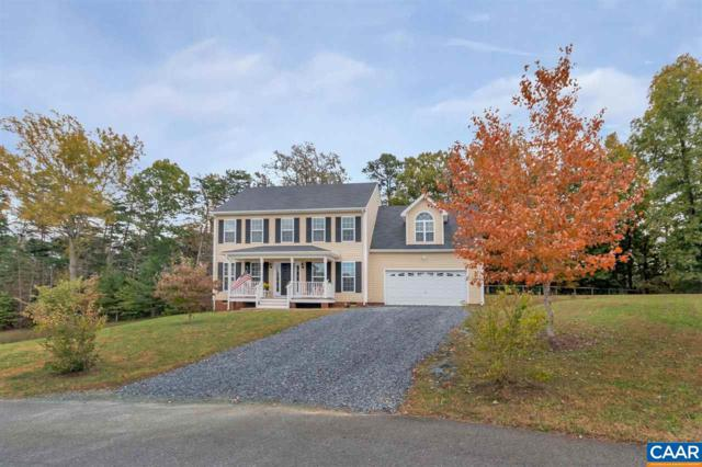 131 Carriage Hill Rd, Palmyra, VA 22963 (MLS #583077) :: Real Estate III