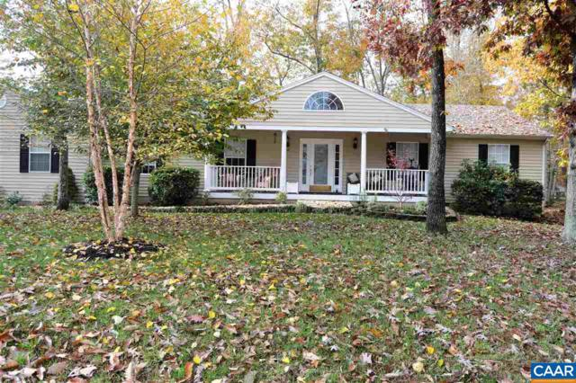 28 Nahor Dr, Palmyra, VA 22963 (MLS #583260) :: Strong Team REALTORS