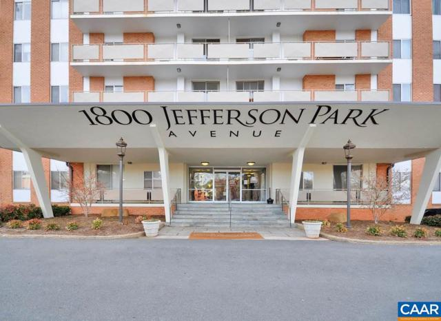 1800 Jefferson Park Ave #607, CHARLOTTESVILLE, VA 22903 (MLS #583274) :: Real Estate III