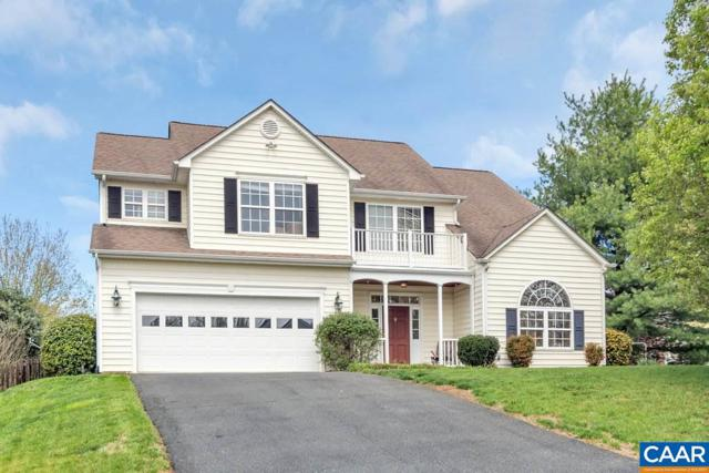 1006 Rolling Meadow Ln, Crozet, VA 22932 (MLS #583322) :: Real Estate III