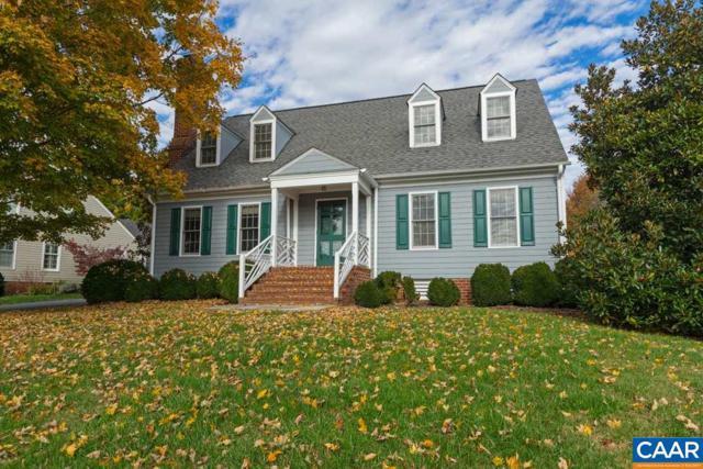 505 Kellogg Dr, CHARLOTTESVILLE, VA 22903 (MLS #583351) :: Real Estate III