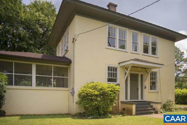 1233 Blue Ridge Ave, Crozet, VA 22932 (MLS #583357) :: Real Estate III