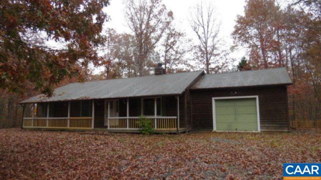 24 Colonial Rd, Palmyra, VA 22963 (MLS #583372) :: Strong Team REALTORS